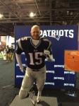 Steve at NFL Experience