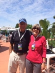 Enjoying the LPGA at Kingsmill Resort in Williamsburg